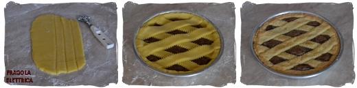 Crostata di Castagne e Cioccolato
