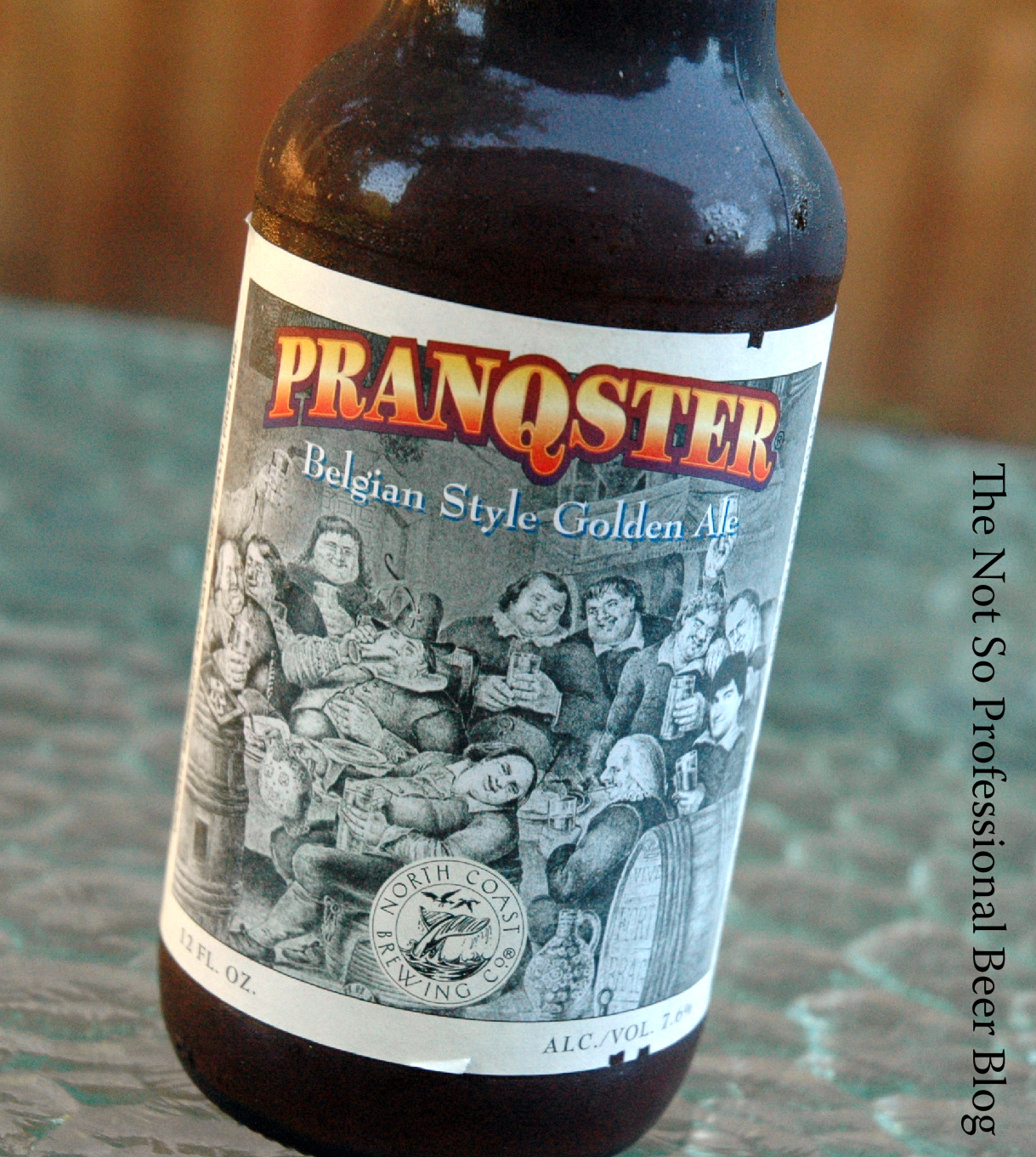 The Not So Professional Beer Blog Review Pranqster