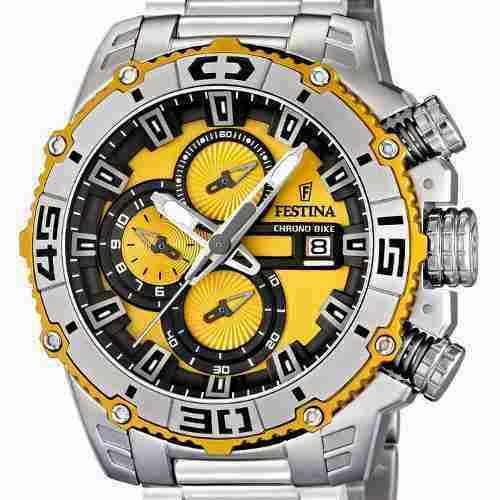 Festina Tour De France Chrono Bike F16599 F 16599 - R$ 620,00 em ...