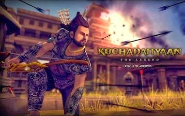 Kochadaiiyaan film andriod game Reign Of Arrows review