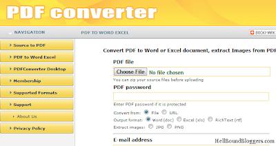 Aplikasi PDF ke Word - exnim.com