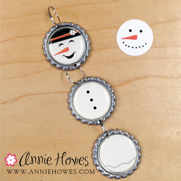 how to make bottle cap jewelry