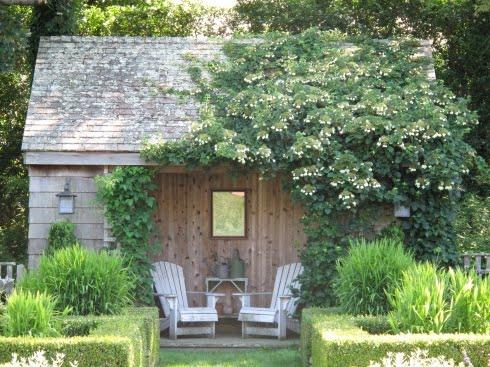 Trove interiors ina her garden - Ina garten garden ...