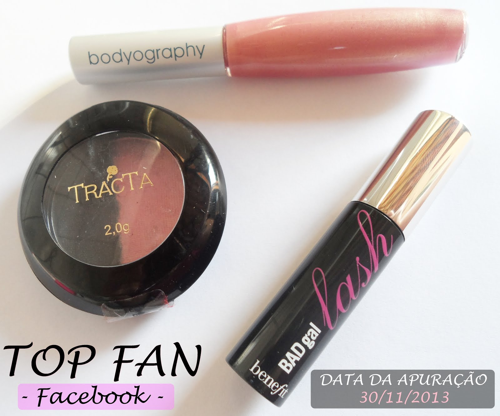 Seja Top Fan do Blog Comente-se