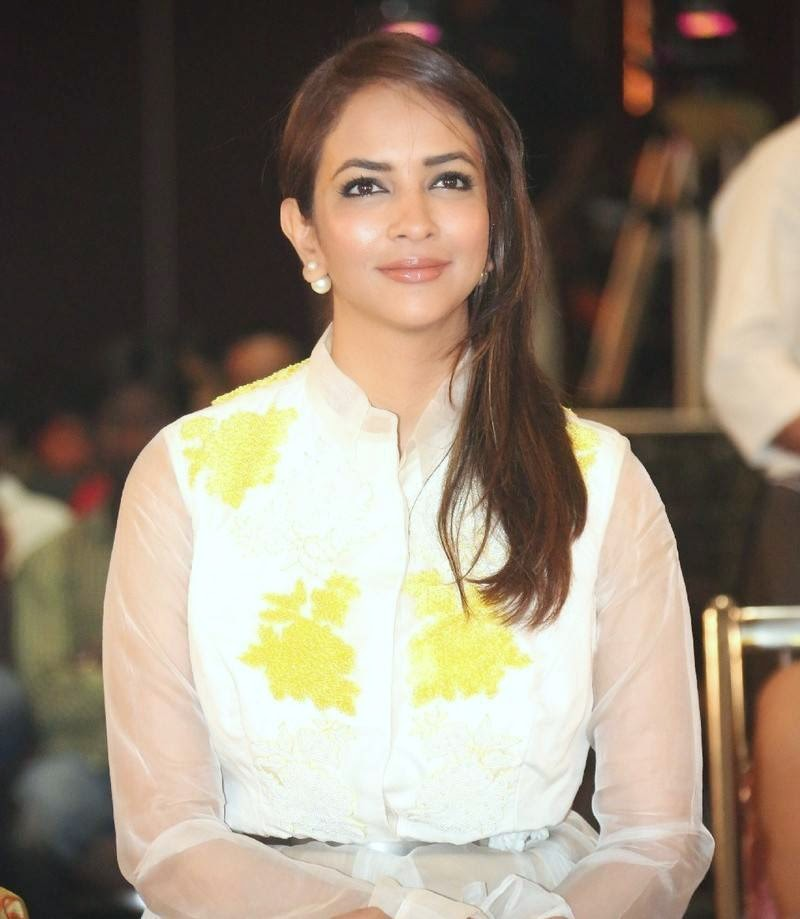 Manchu Lakshmi at Current Teega Movie Success Meet 2