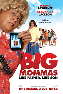 Watch Big Mommas: Like Father, Like Son 2011 BRRip Hollywood Movie Online | Big Mommas: Like Father, Like Son 2011 Hollywood Movie Poster