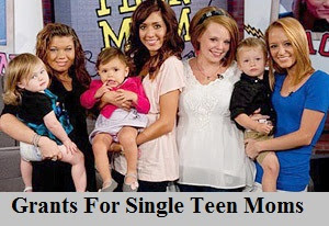 Grants For Single Teen Moms