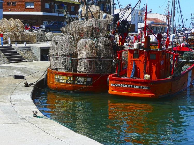 Fotos de barcos pesqueros