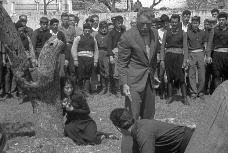 The movie zorba the greek