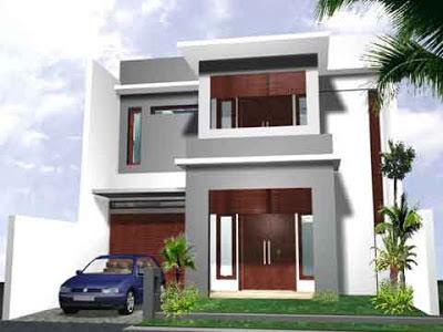 Gambar Desain Rumah Minimalis 01