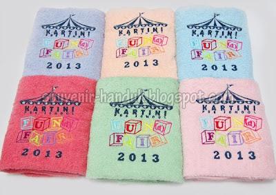 Souvenir Handuk Kartini Preschool
