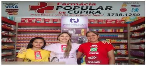 FARMÁCIA POPULAR DE CUPIRA