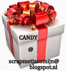 Candy bij Jacomijn