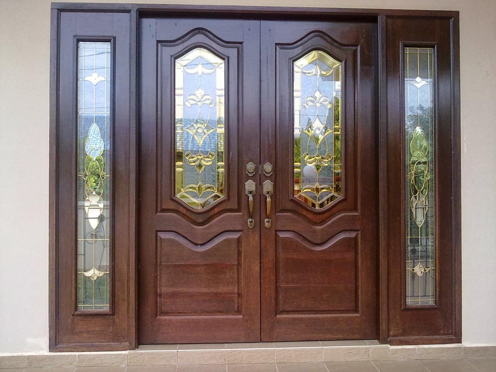 Pintu Panil Kaca   Car Interior Design