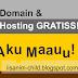 Hosting gratis dan domain gratis