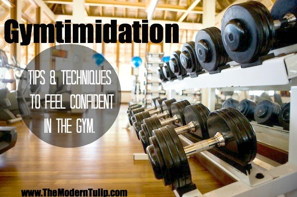 Gym tips to feel confident and comfortable
