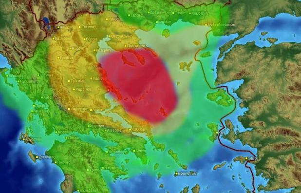 Η «Medousa Storm» έρχεται με ακραία καιρικά φαινόμενα