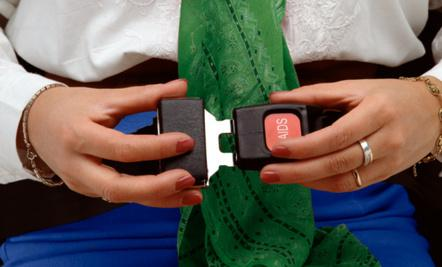 The Truth About Monogamy - man guy fasten seat belt