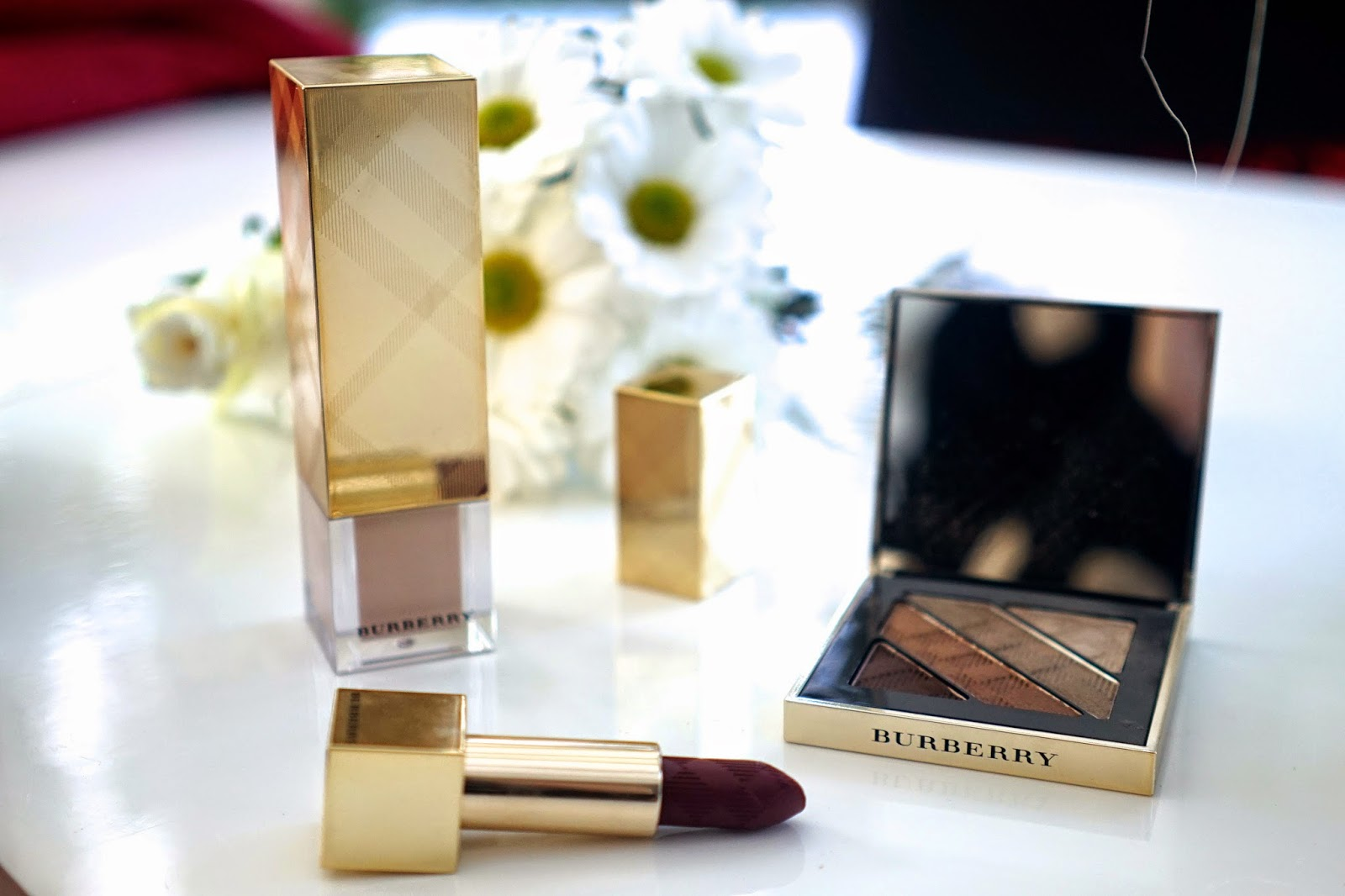 burberry make up collection