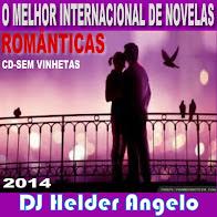 CD-O MELHOR INTERNACIONAL DE NOVELAS ROMANTICAS