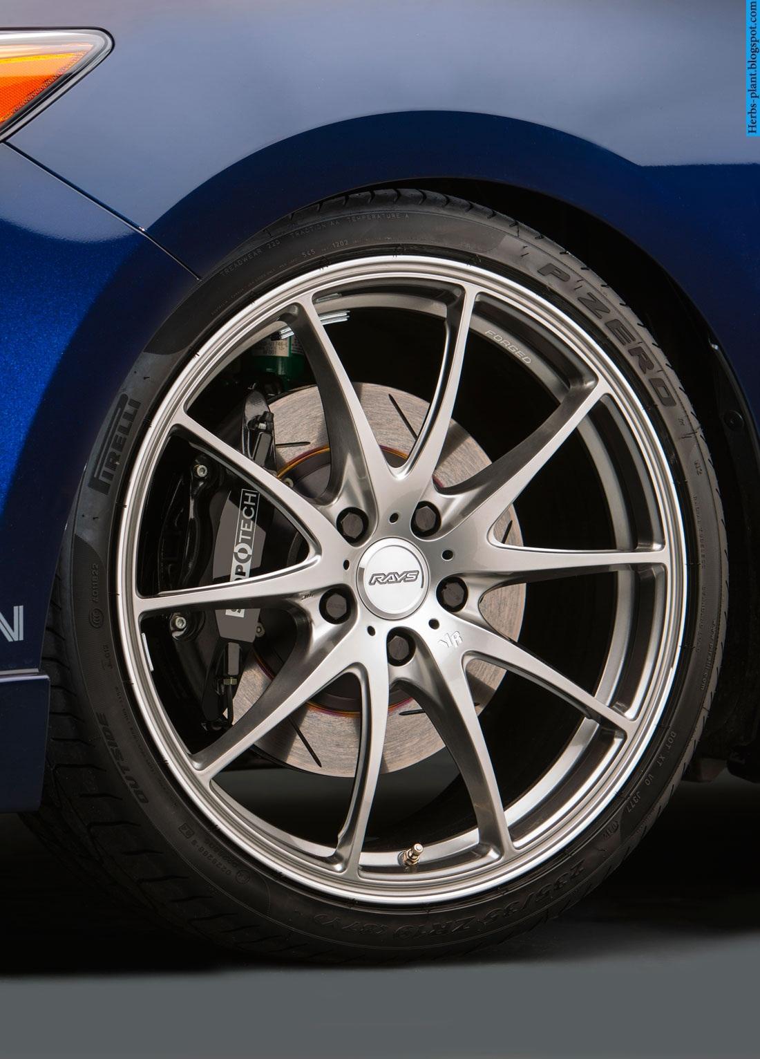 Acura ilx car 2013 tyres/wheels - صور اطارات سيارة اكورا اي ال اكس 2013