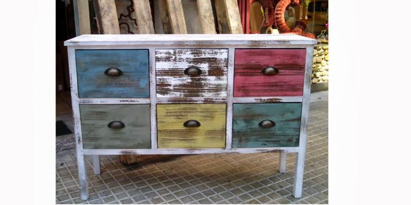 Popurri regalos decoraci n complementos muebles vintage for Muebles vintage