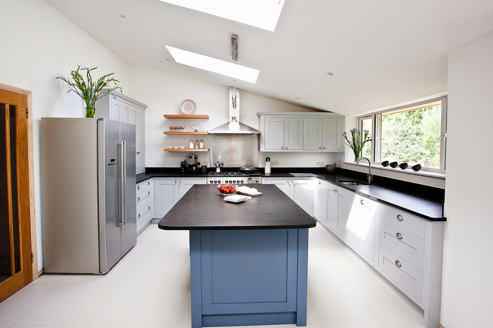 Maple & Gray Blue & Grey Kitchen. Bamboo Kitchen Floor Mat. How To Kitchen Countertops. Kitchen Floor Runners Rugs. How To Replace Kitchen Backsplash. Mosaic Tile For Kitchen Backsplash. Kitchen Backsplash Granite. Kitchen Yellow Paint Colors. Kitchen Wall Colors With Dark Wood Cabinets