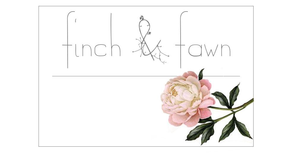 Finch & Fawn
