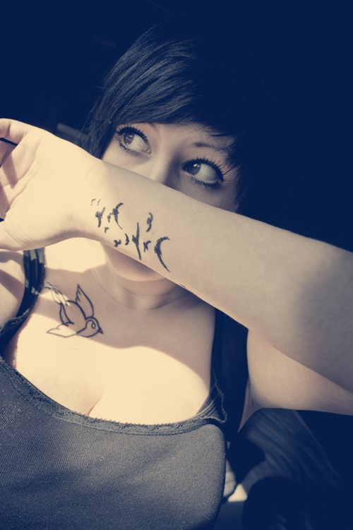 Top 10 Bird Tattoos For Women And Girls