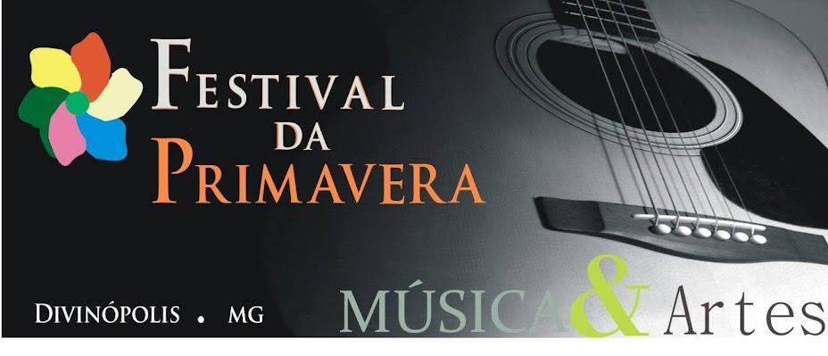 Festival da Primavera de Divinópolis