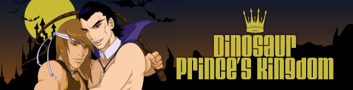 Dinosaur Prince's Kingdom