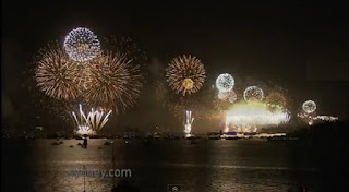 Australia New Year 2012 Eve Celebrations, Sydney's Harbour Fireworks -Travel Europe Guide