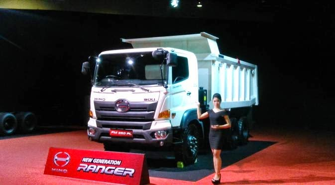 LAUNCHING HINO500 SERIES NEW GENERATION RANGER