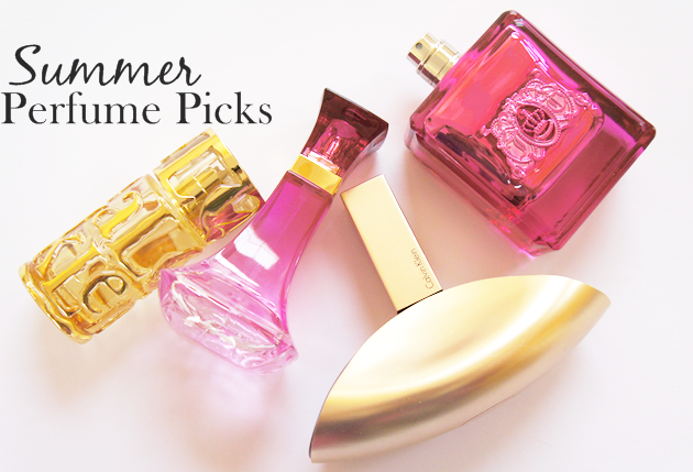 The Best Summer Perfumes
