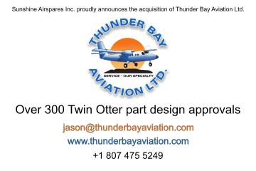 Thunder Bay Aviation Ltd