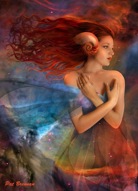 #10 - Khi 12 cung hoàng đạo là Nữ thần trong vũ trụ