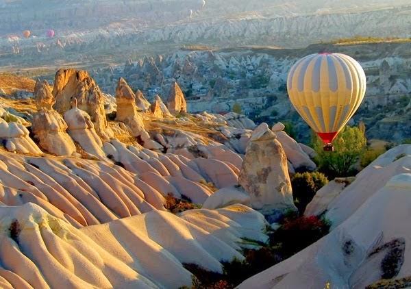 افضل 5 مناطق سياحيه في تركيا