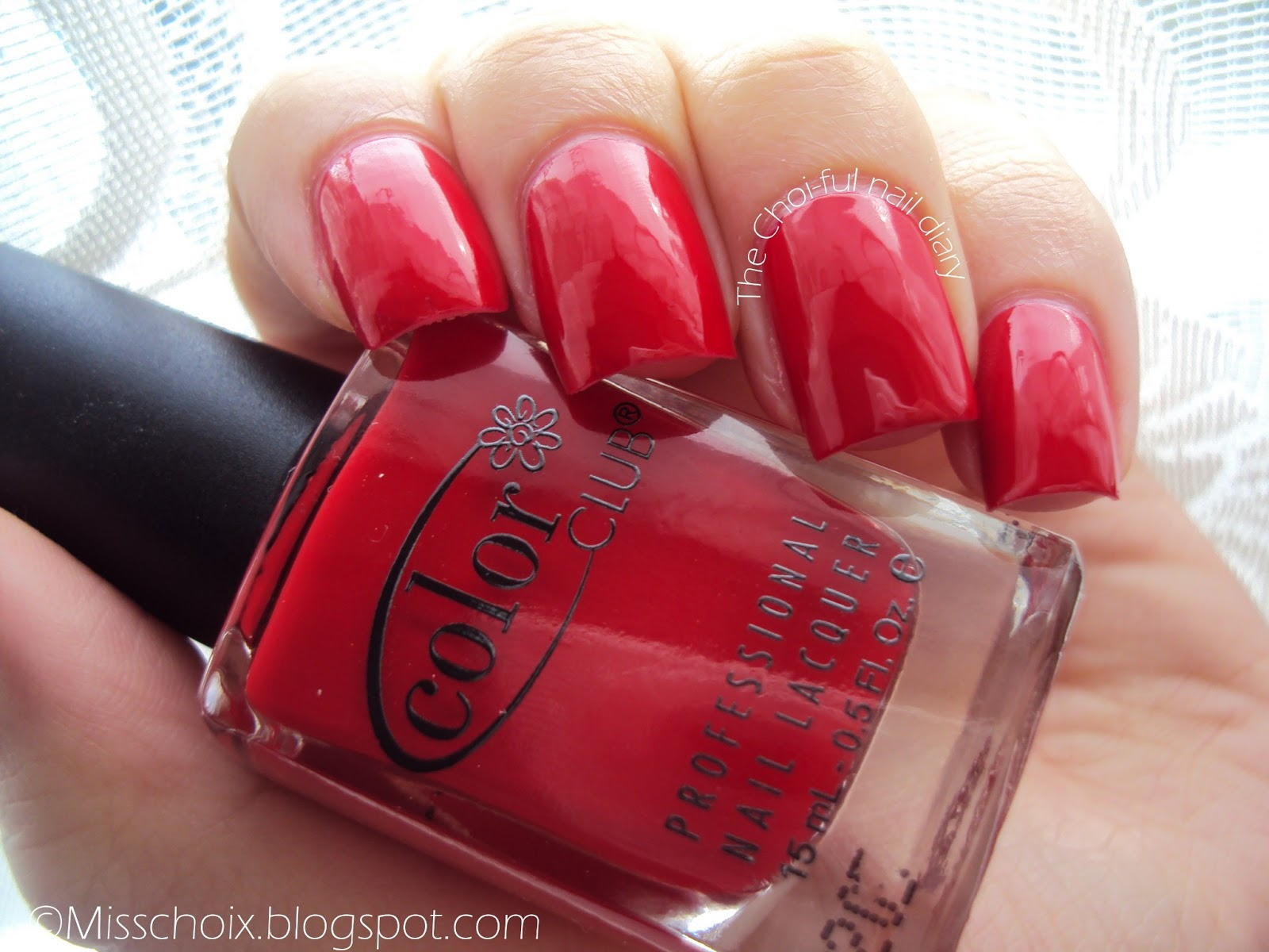 Color Club\'s Fiesta collection review and swatches - Choi\'s nails