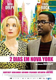 2 Dias em Nova York – Bluray & BDRip Torrent (2 Days in New York) Dual Áudio