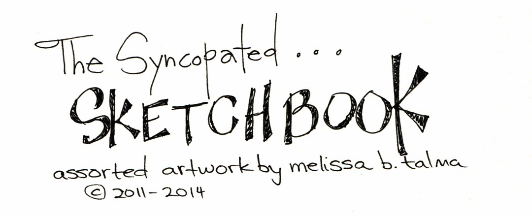 Syncopated Sketchbook