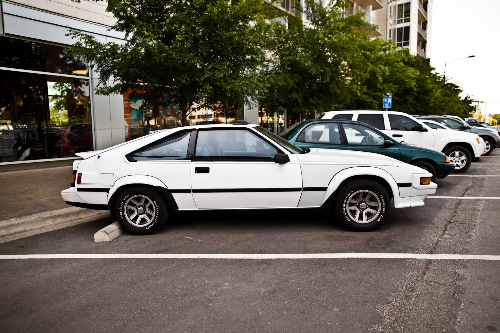 THE STREET PEEP 1985 Toyota Supra
