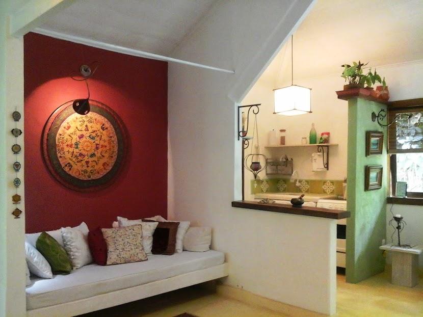 SALA ESTAR/ COZINHA___Living room/kitchen