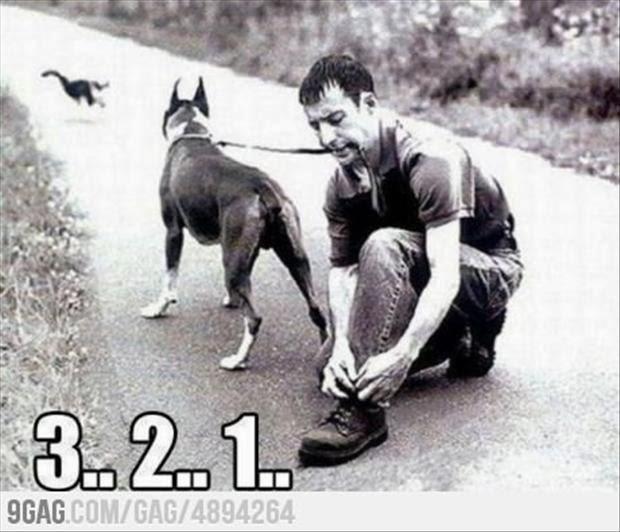 Riesgos de correr