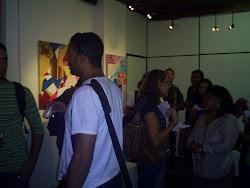 Exposição  de Marlene  Martins  e  Fátima  Soar