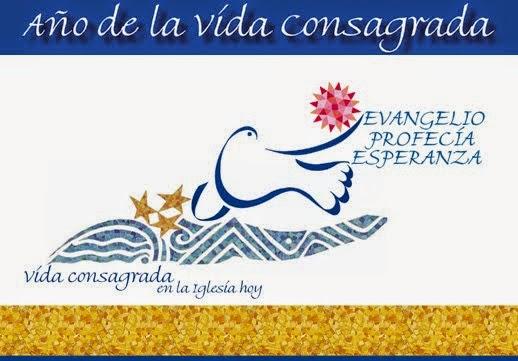 2015 AÑO DE LA VIDA CONSAGRADA