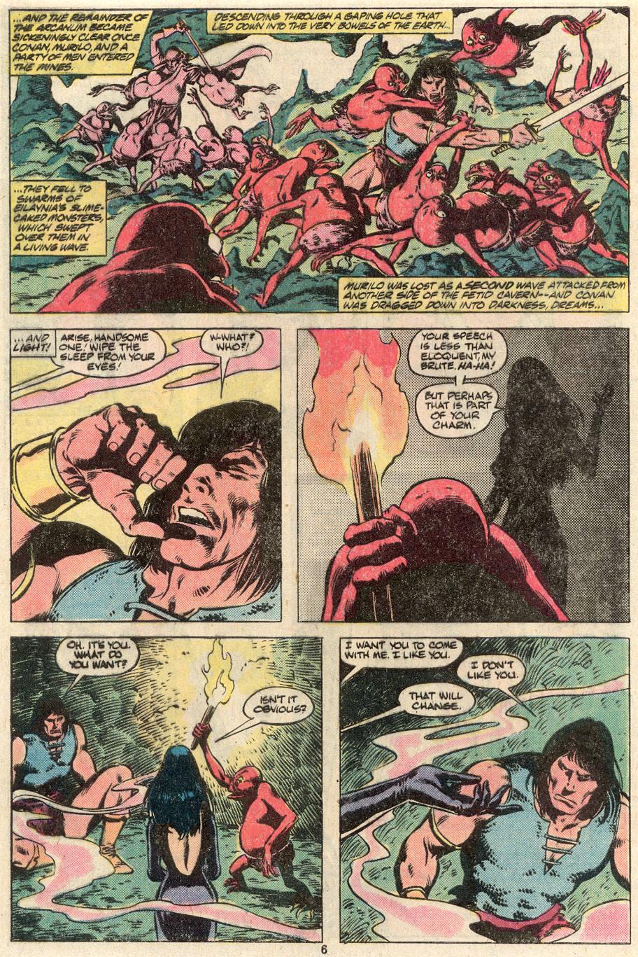 Conan the Barbarian (1970) Issue #124 #136 - English 6