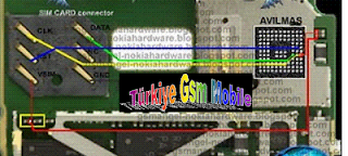 nokia x6 insert sim card