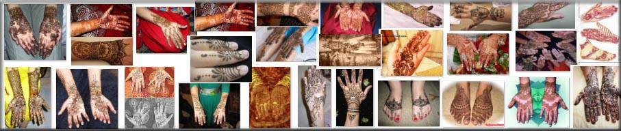 Latest Mehndi Styles