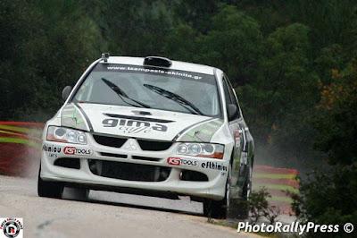 Τηλεοπτική Προβολή 3oυ Athens Rally Sprint