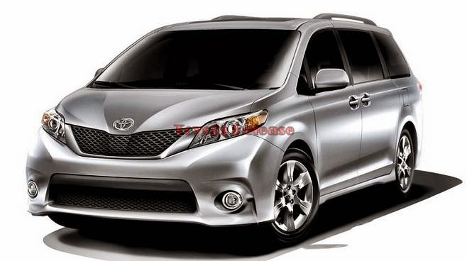 2016 Toyota Sienna Price and Release Date